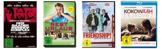 DVD- und Blu-ray-Angebote bei Amazon - z.B. Blu-ray Steelbooks ab 8,97 €
