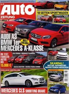 """""""Auto Zeitung"""" ein Jahr lang für effektiv 5 € lesen - mit BestChoice-Gutschein"""