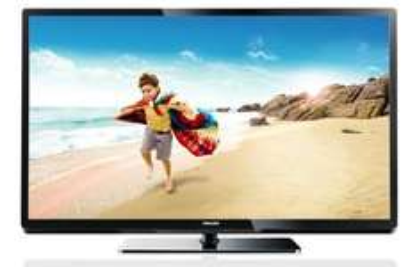 Philips 32PFL3517H - LED-Backlight-Fernseher mit Dual-Tuner und Smart TV für 300 €
