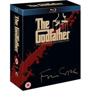 Der Pate (Blu-ray Trilogie) für 19€ statt 39€