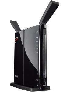 Buffalo AirStation WZR-HP-G300N - Wireless-N 300 MBit-Router für 60 €