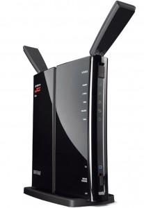 Buffalo AirStation WZR-HP-G300N - Wireless-N 300 MBit-Router für 60 €