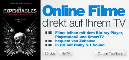 """Neukunden-Aktion von Videociety: """"The Expendables"""" gratis streamen & 5 € Gutschein für weiteren Film"""