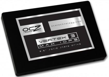 OCZ Vertex 3 Max IOPS mit 240 GB für 125 € - 35% Ersparnis
