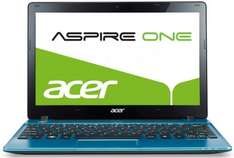 Netbook Acer Aspire one 725 für 322 € - 13% Ersparnis