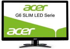 Acer G226HQLBbd (21,5″, LED-Backlight, Full-HD) für 94€ - 14% Ersparnis
