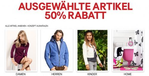 Sale mit bis zu 50% Rabatt bei H&M und zusätzlich sparen mit Gutscheincodes
