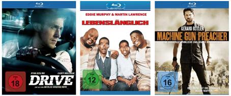Filmangebote bei Amazon - z.B. Blu-ray-Neuheiten und TV-Serien im Preis reduziert
