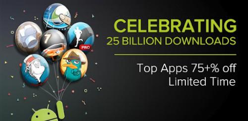 Google Play: Zahlreiche Android-Apps für nur 0,25 € kaufen