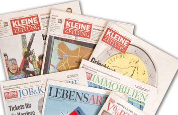 Kleine Zeitung 6 Wochen lang komplett kostenlos lesen - keine Kündigung notwendig
