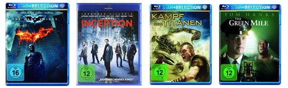 1-Tages-Aktionen bei Amazon mit günstigen DVDs und Blu-rays