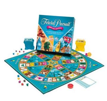 12% bei Galeria Kaufhof - Trivial Pursuit Familien Edition für 18 Euro