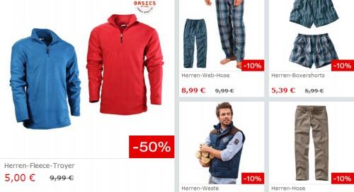 NKD: Kleidung effektiv kostenlos kaufen durch Gutschein