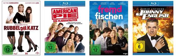Filmangebote bei Amazon - z.B. Box-Sets und Duopacks auf DVD und Blu-ray mit bis zu 40% Rabatt