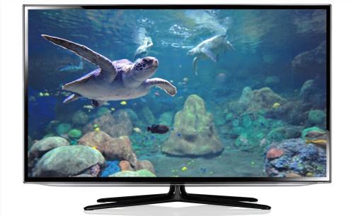 LED-Backlight-Fernseher Samsung UE40ES6100 für 529 € bei Amazon und Saturn