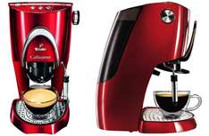 Kaffeemaschine Tchibo Cafissimo Hot Red für 49 € bei Amazon