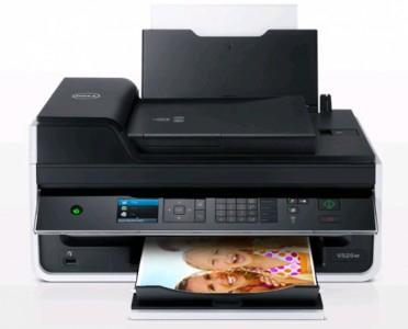Rabattaktion auf ausgewählte Drucker bei Dell Österreich - z.B. Dell V525W 67,90 €