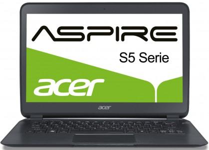 Ultrabook Acer Aspire S5-391-73514G25akk für 1299 € statt 1449 €