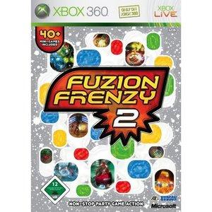 [X360] Fuzion Frenzy 2 für 13€ bei Amazon