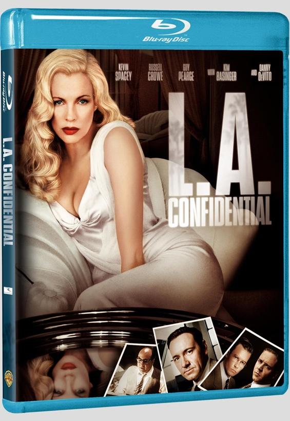 [Blu-ray] L.A. Confidential für 15€ zum vorbestellen