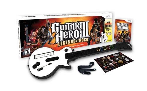 [Konsolen] Guitar Hero 3 inkl. Gitarre für 53€