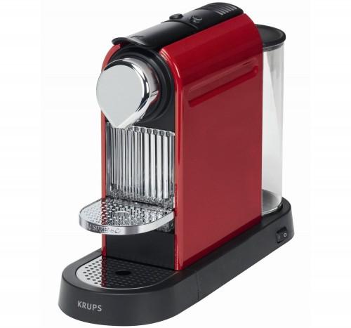Toll! Krups XN 7006 Nespresso CitiZ für 99 € + 50 € Nespresso Club Guthaben bei Amazon