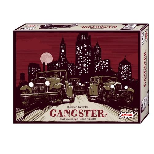 Amigo Gangster Brettspiel für 5 Euro - Perfekt zum Mitbestellen