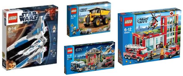 """15% Rabatt auf Spielwaren bei buch.de - z.B. """"Der schwarze Pirat"""" für 19,51 € oder günstige Lego-Artikel"""