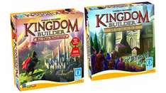 Highlights aus dem Amazon Adventskalender - Harry Potter Komplettbox um 50 € & Kingdom Builder-Set für 34 €