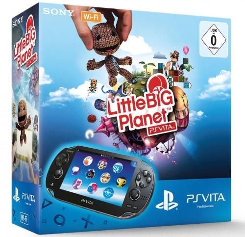Top! PlayStation Vita (WiFi) + Little Big Planet für 160 € & weiteres Spiel mit 15 € Rabatt *Update*