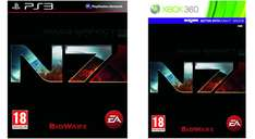 Mass Effect 3 N7 Collector's Edition (PS3, Xbox 360) ab 28,97 € bei Amazon