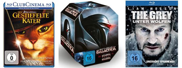 Amazon Media Winterdeals vom 19. Dezember - z.B. Forza Horizon für 40 € oder Battlestar Galactica Komplettbox
