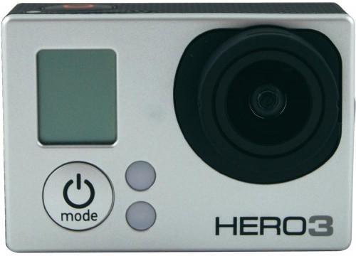 Go Pro Hero 3 Silver Edition für 265,99 € bei Sports Experts - 19% sparen