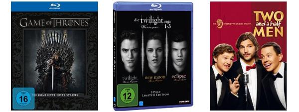 Amazon Media Winterdeals vom 21. Dezember - z.B. Halo 4 für 36,50 € oder Game of Thrones für 24,97 €