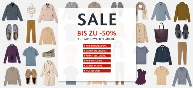 50% Winter-Sale bei Lacoste und Tom Tailor! *Update* jetzt 20% zusätzlich sparen bei Tom Tailor