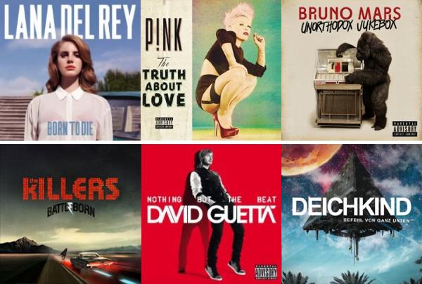 Amazon: Die besten Alben des Jahres für jeweils 5 € herunterladen