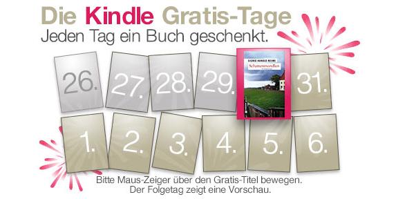 """Kindle Gratis-Tage: Kriminalroman """"Schattenmorellen"""" kostenlos herunterladen"""
