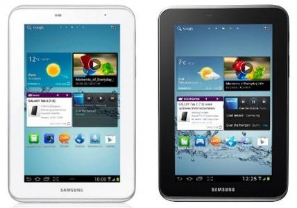 Samsung Galaxy Tab 2 (7 Zoll, WiFi, 8 GB) ab 149 € bei Saturn Deutschland