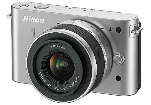 Systemkamera Nikon 1 J1 (mit Objektiv VR 10-30mm) für 277 € statt 336 € bei Media Markt Österreich