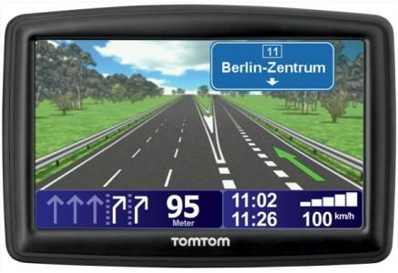 Navigationssystem TomTom XXL IQ Routes für 84,90 € – 19% Ersparnis