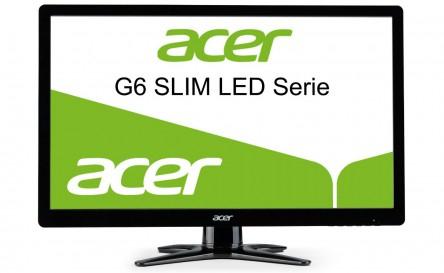 Acer G236HLBbd (23″, LED-Backlight, Full-HD) für 114,99 € *Update* jetzt für 106,99 €