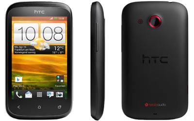 Android-Smartphone HTC Desire X für 199 € bei Base - 17% Ersparnis