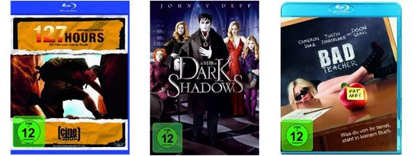 Saturn vs. Amazon - viele DVDs ab 4,97 € und Blu-rays ab 7,22 €