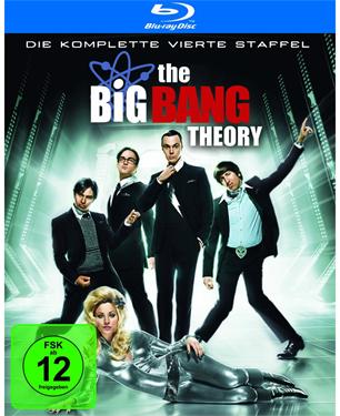 Blu-ray-Schnäppchen: The Big Bang Theory Staffel 4 für 22,97 € - 38% Ersparnis