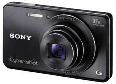 Digitalkamera Sony Cyber-shot DSC-W690 für 109 € bei Amazon