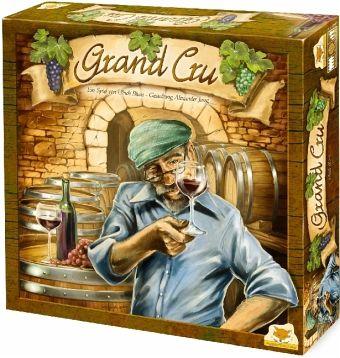 """Brettspiel """"Grand Cru"""" für nur 12,95 € bei buecher.de - 27% Ersparnis"""