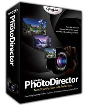 Bildbearbeitungssoftware Cyberlink PhotoDirector 3 jetzt kostenlos