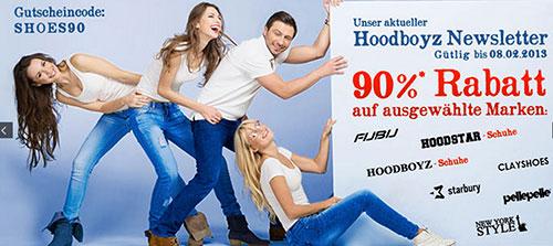 90% Rabatt auf Pelle Pelle und New York Style bei Hoodboyz