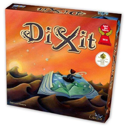 """""""Dixit"""" - Spiel des Jahres 2010 für 11,60 € bei Weltbild + Gratisartikel"""