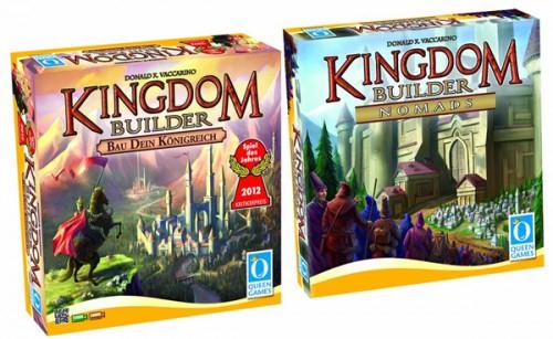 """""""Spiel des Jahres 2012"""" - Kingdom Builder + Erweiterung für 29,99 € *Update*"""
